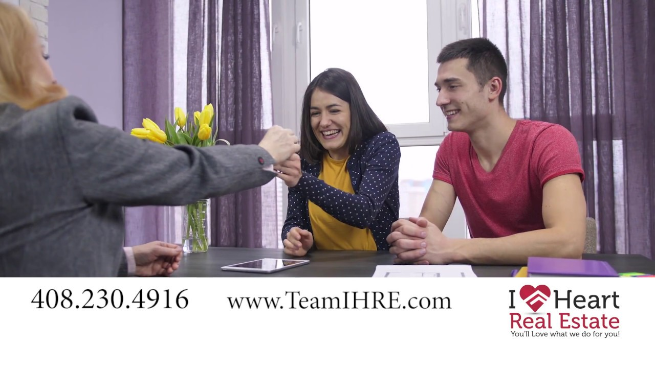 Want to fall in Love with the process of selling or buying a home? #TeamIHRE
