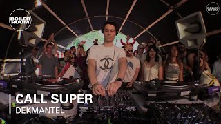 Call Super Boiler Room x Dekmantel Festival DJ Set