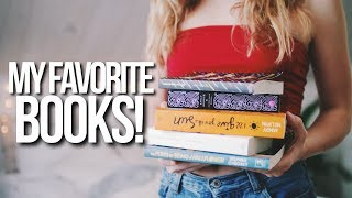 THE BEST BOOKS I'VE EVER READ! / my favorite books 2017!
