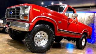 La Más Querida en Mexico Ford F150 1984   En Venta de Clasicos Netmotors Garage Pick Up Colección