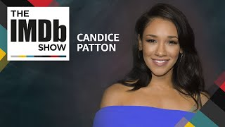 "Candice Patton of ""The Flash"" on Iris West's Growth and Superhero Chores"