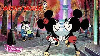 Mickey Mouse | Trancados no Amor