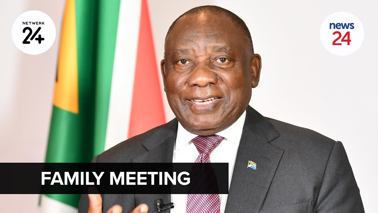 WATCH LIVE | Stricter Covid-19 lockdown measures? Ramaphosa to address the nation at 19:00