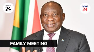 FULL SPEECH   South Africa to move to adjusted Lockdown Level 2 from Monday, Ramaphosa announces