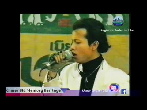 Old Khmer Concert Vol10- Khmer concert tv - The world of music vol10TV3 1997 -OLD VHS KHMER Concert