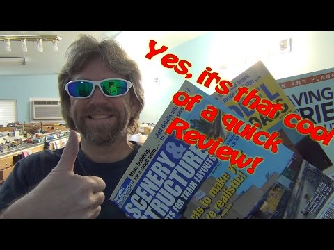 3 Soft cover model train books for your quick review – 336