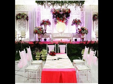 Best wedding decoration ideas 2017 youtube for The best wedding decorations