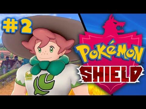 Pokémon Shield | My First Gym Badge #2