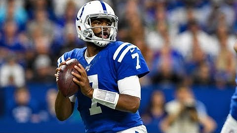 Jacoby Brissett | 2019 Highlights ᴴᴰ