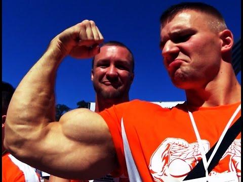 Full VLOG of the -Ukrainian Workout Championship- trip to Kiev 2016