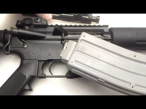 AR-15 CMMG .22LR Conversion Kit Review