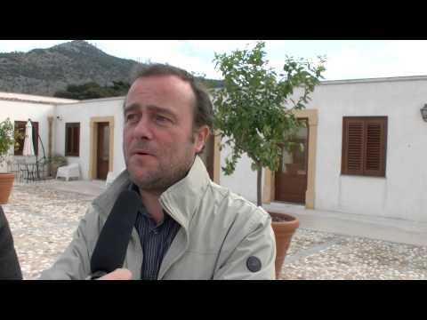 Tomasi. Interviste conferenza stampa a Palermo