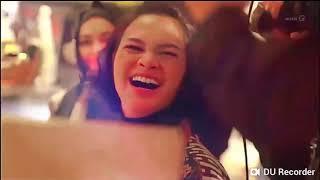 Cutie! 😍 Sarah Geronimo Interview - ASEAN Japan Music Festival