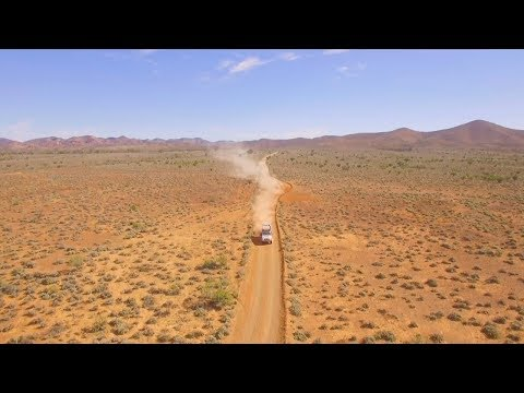 Off-Road In Outback South Australia Pt. 1   Hema 4x4 Expedition