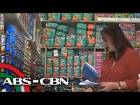 TV Patrol: Timbang Ng Produkto, Di Swak Sa Presyo; Ilang Pamilihan, Nasita