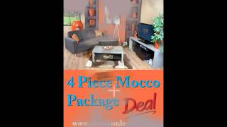 4 Piece Mocco Package Deal