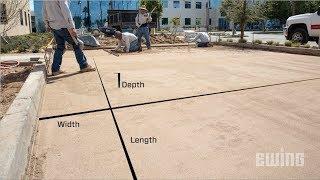 Calculating Bulk Landscape Material Needs - Cubic Yards