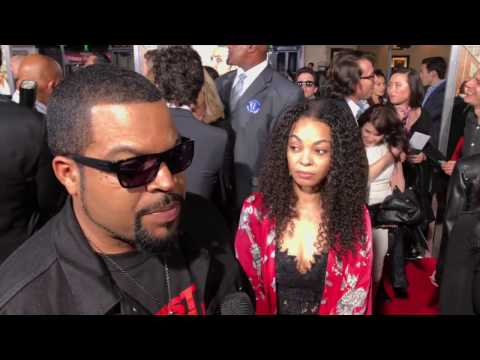 FIST FIGHT Red Carpet Premiere with Ice Cube and Tracy Morgan