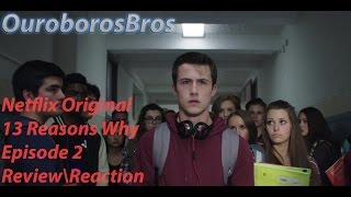 "Download Video 13 Reasons Why Episode 2 ""Tape 1 Side B"" Review\Reaction Netflix Original (spoilers) MP3 3GP MP4"