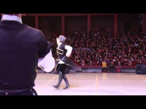 Ансамбль дагестан Даргинский танец (Шатилла)