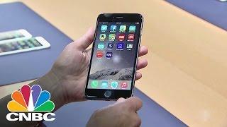 Apple's Sales Grow In Second Quarter | Tech Bet | CNBC