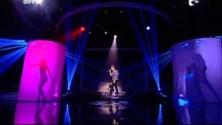 X Factor - Andrei Leonte - Supergirl