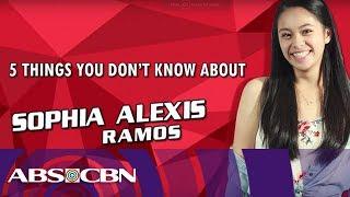 Kapamilya 5 Things: Sophia Ramos from Team Lea