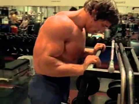 Arnold in Gym Arnold Schwarzenegger Bodybuilding