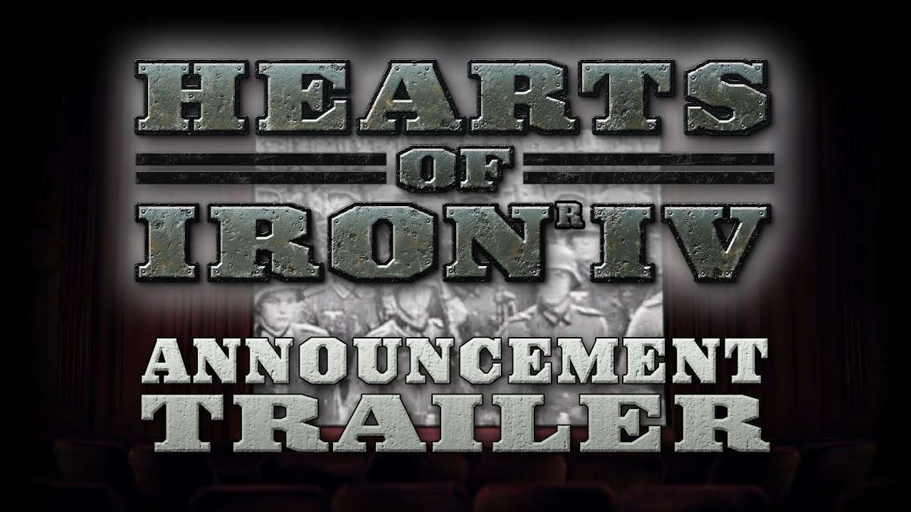 Hearts of Iron 4 - The Ultimate WWII Strategy Game