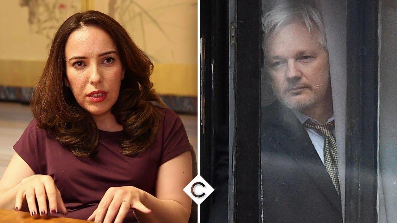 Download Julian Assange : le combat de sa compagne Stella Morris- C à Vous - 01/06/2021