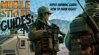 Mobile Strike: Hyper Farm Guide