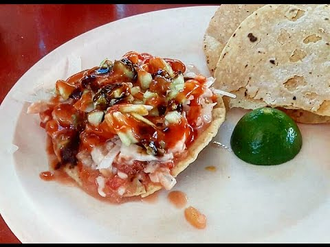 MIND BLOWING MEXICAN STREET SEA FOOD!!!! Guasave, Sinaloa