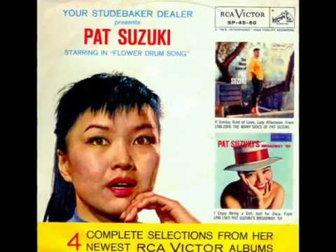 Pat Suzuki - LAZY AFTERNOON  (1957)