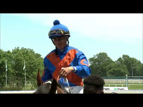 video thumbnail for MONMOUTH PARK 6-9-19 RACE 2