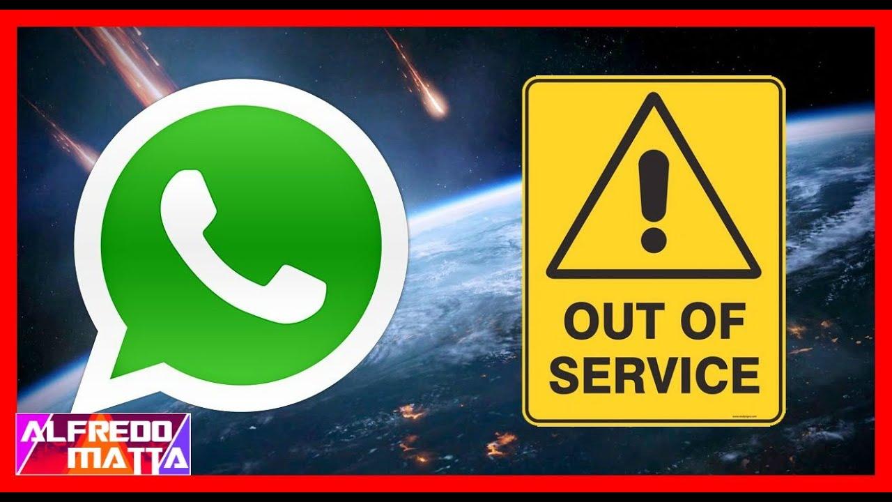 Caida De Whatsapp Picture: Caída, Se Cae Whatsapp En Año Nuevo 2016