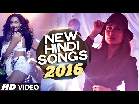 NEW HINDI SONGS 2016 Hit Collection  Latest BOLLYWOOD Songs  INDIAN SONGS  JUKEBOX