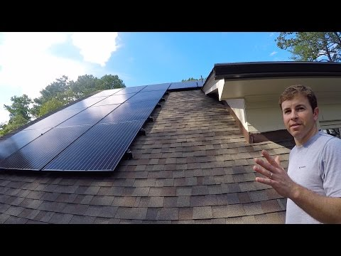 Going Solar and the Tesla Powerwall