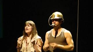 """Camille """"Allez allez allez"""" Live Cirque royal 18/11/2011"""