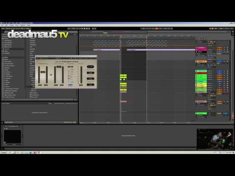 Deadmau5 making imaginary friends - 06 bass sound design | editing