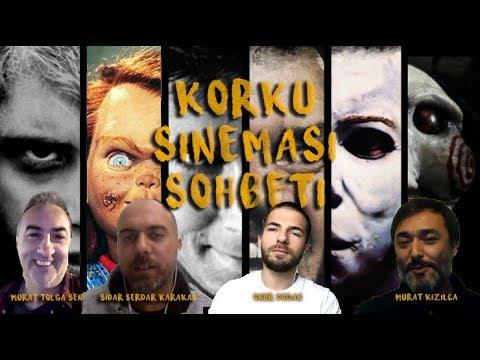 Korku Sineması Sohbeti | Murat Tolga Şen, Murat Kızılca, Sidar Serdar Karakaş | Cinler, Zombiler