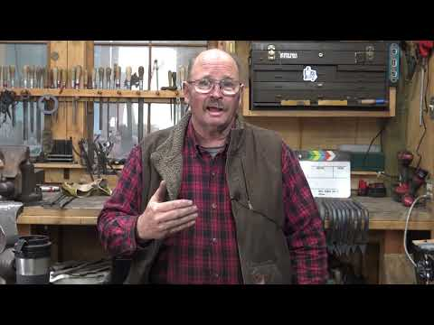 Why the music on a blacksmithing channel