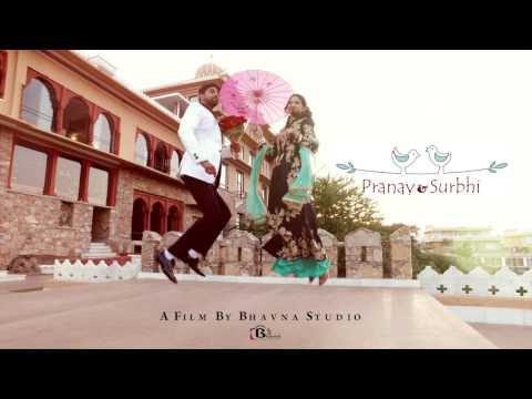 Pranay & Surbhi Pre Wedding... (Nahata's Family Jaora)