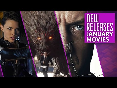 New Releases - January 2017 Movies