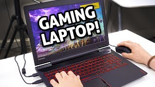 Lenovo Legion Gaming Laptop! REVIEW