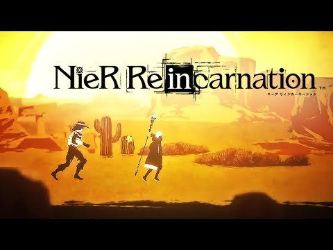 NieR: Reincarnation – Official Cinematic Gameplay Trailer