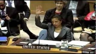 US Vetoes UN Settlement Vote 2011
