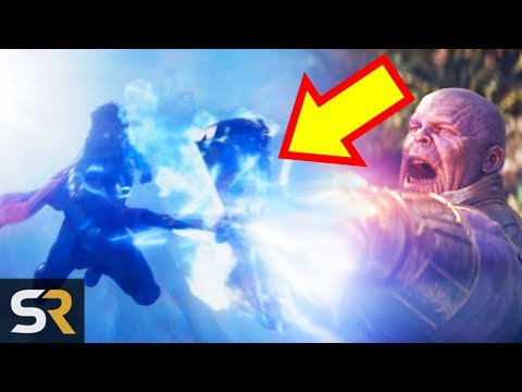 Here's How Thor's Stormbreaker Was Able To Overpower ALL SIX Infinity Stones