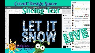 Designing with Slice - Live Cricut Class thumbnail