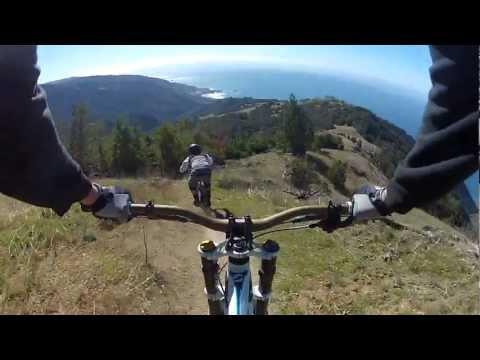 Big Sur Downhill Prewitt Ridge HD