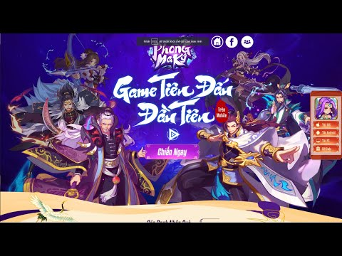 Trải Nghiệm Game Mobile Tiên Hiệp Tây Du – Phong Ma Ký